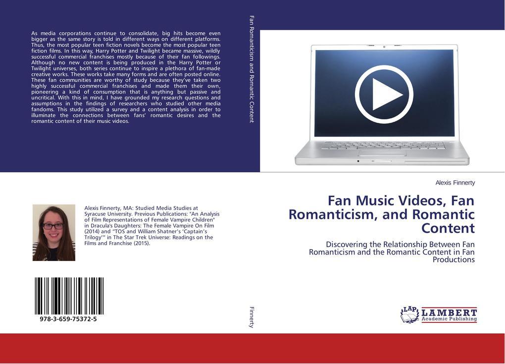 Fan Music Videos, Fan Romanticism, and Romantic...
