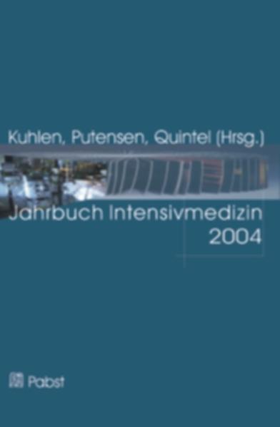 Jahrbuch Intensivmedizin 2004 als Buch von