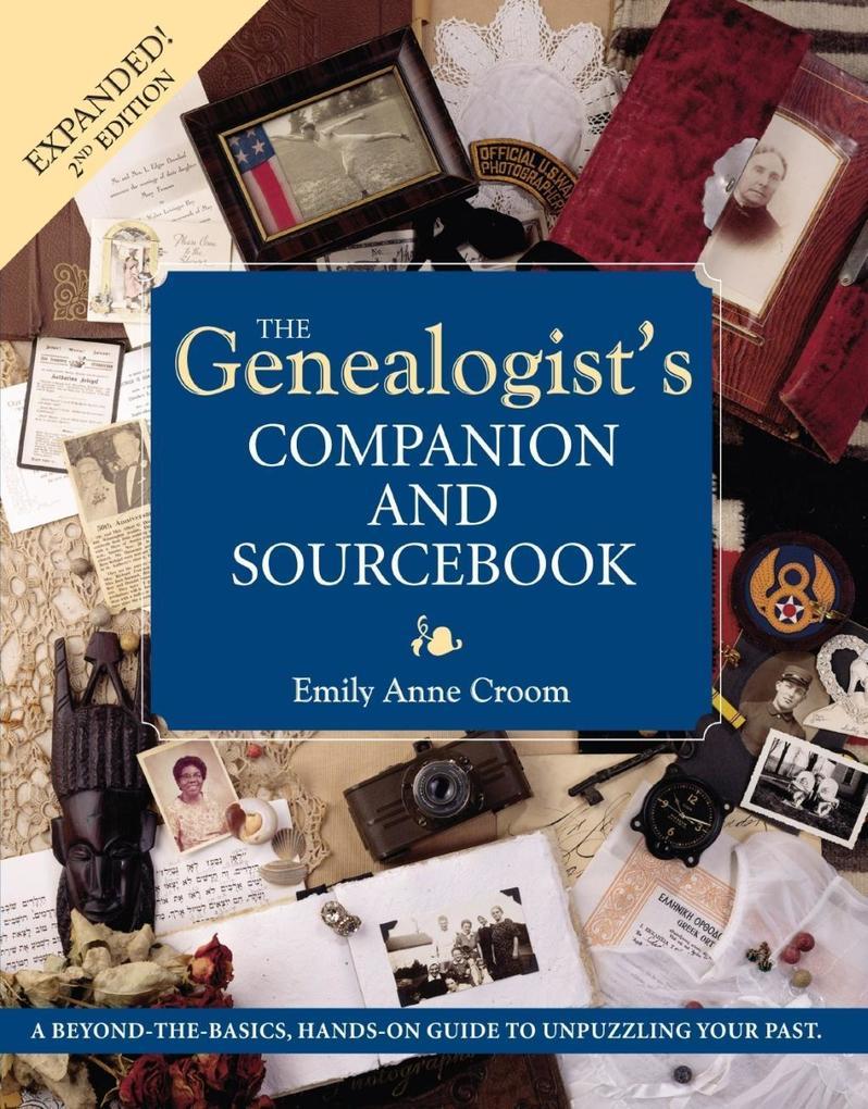 The Genealogist's Companion and Sourcebook als Taschenbuch