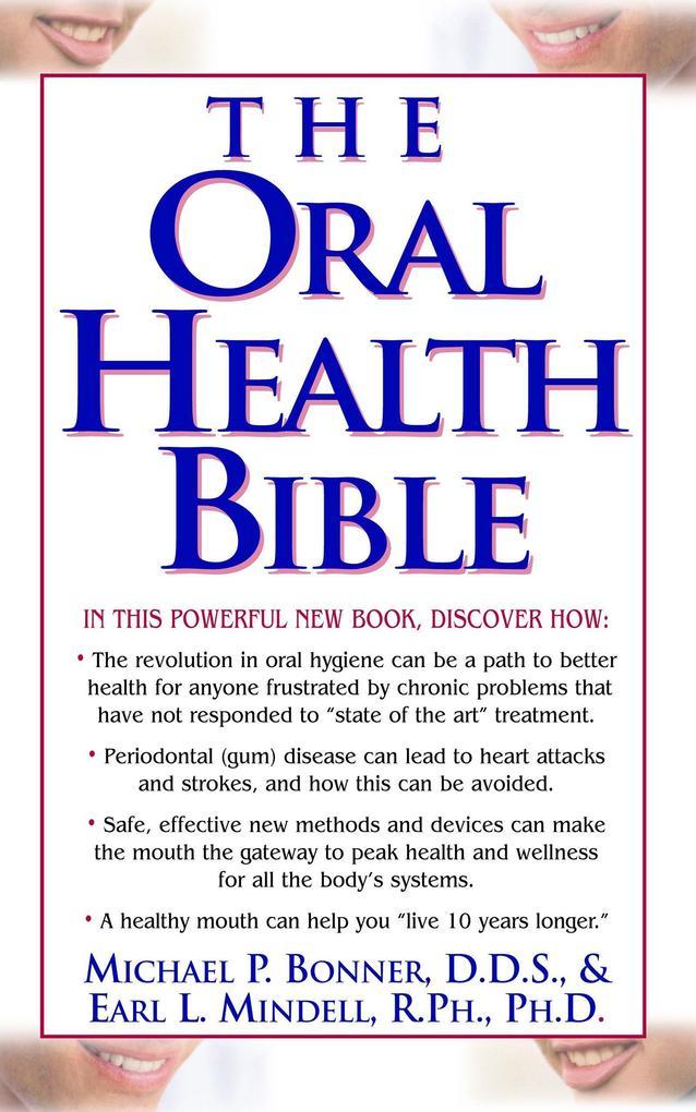 The Oral Health Bible als Taschenbuch