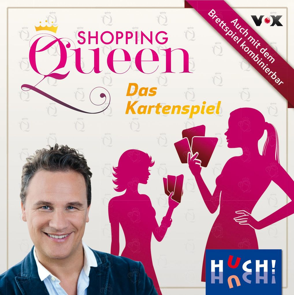 Shopping Queen - Das Kartenspiel