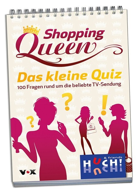 Shopping Queen - Das kleine Quiz