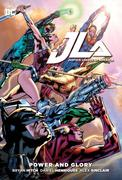Justice League Power & Glory HC