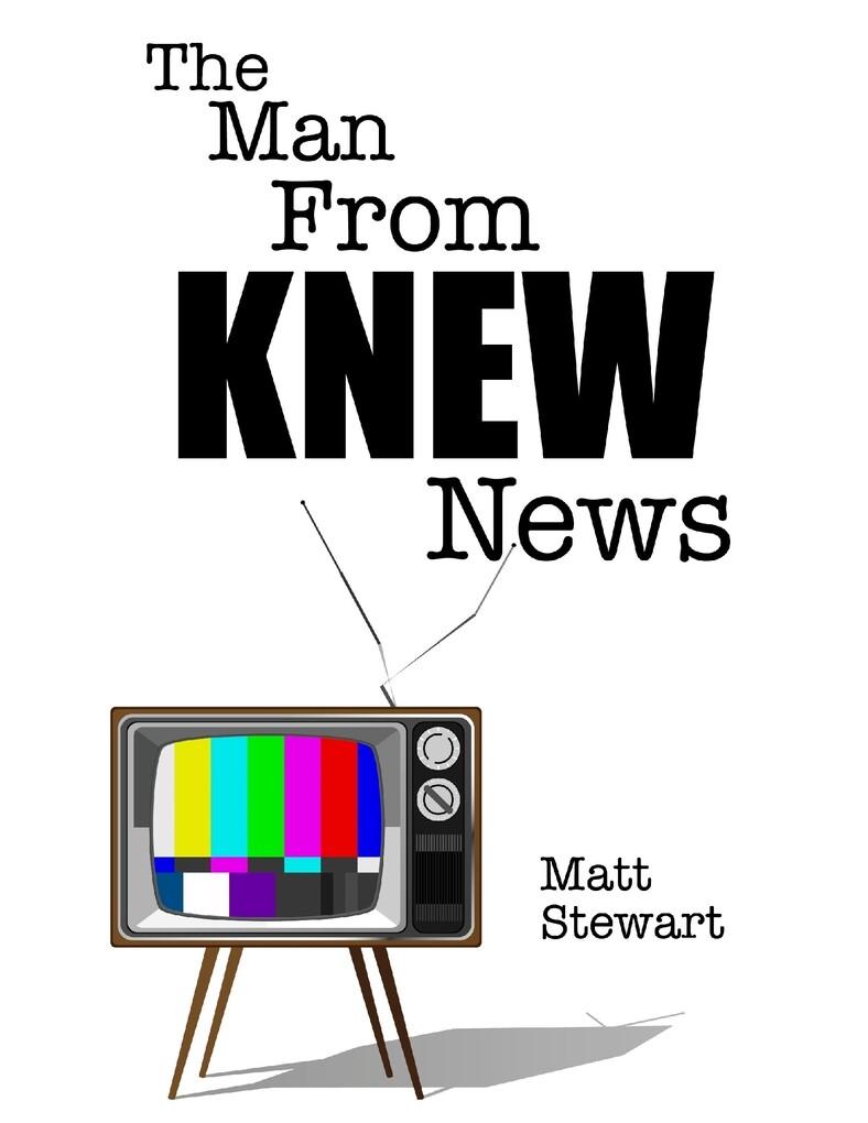 The Man from Knew News als eBook Download von M...