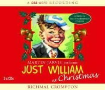 Just William At Christmas als Hörbuch