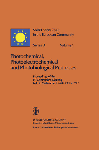 Photochemical, Photoelectrochemical and Photobiological Processes, Vol.1 als Buch (gebunden)