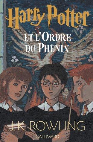 Harry Potter 5 et l'ordre du Phénix als Buch