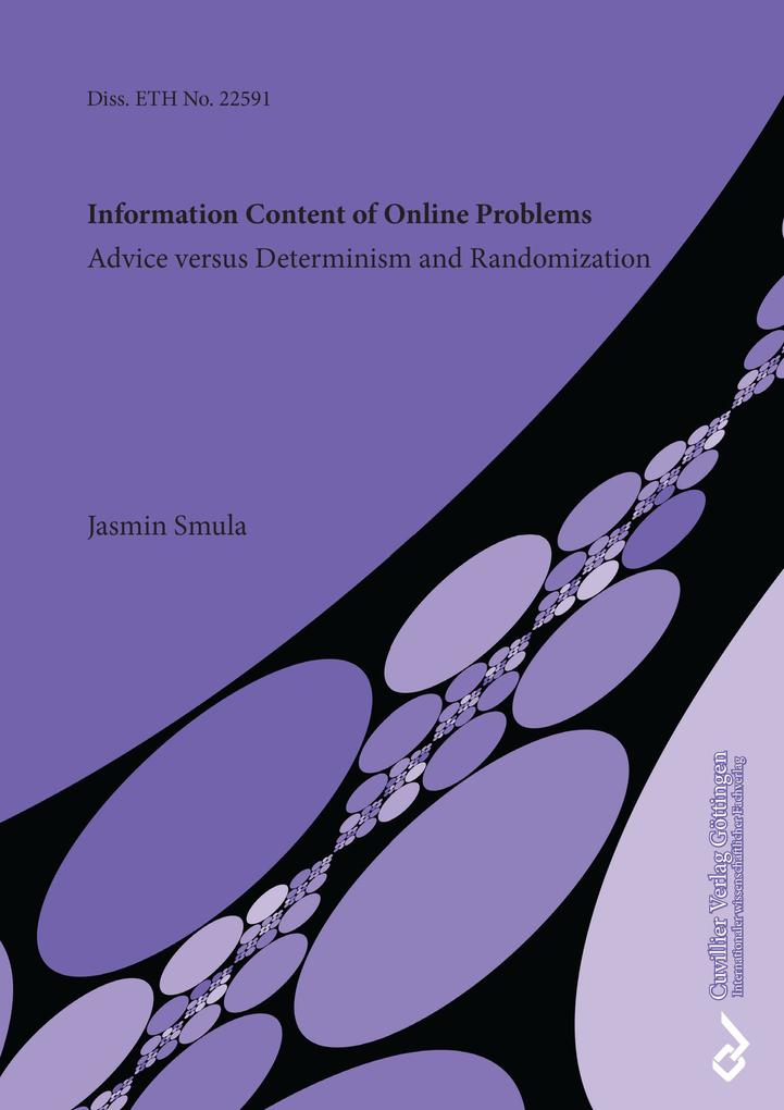 Information Content of Online Problems als Buch...