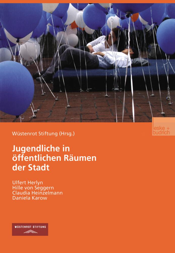 Jugendliche in öffentlichen Räumen der Stadt als Buch