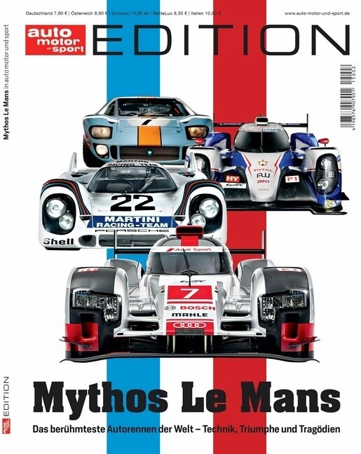 auto motor und sport Edition - Mythos Le Mans a...
