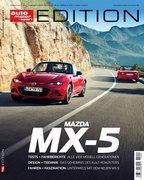 auto motor und sport Edition - 25 Jahre Mazda MX 5