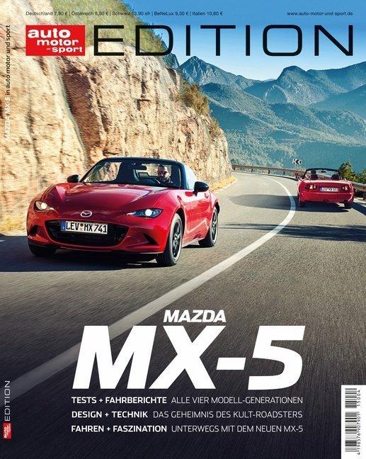 auto motor und sport Edition - 25 Jahre Mazda M...