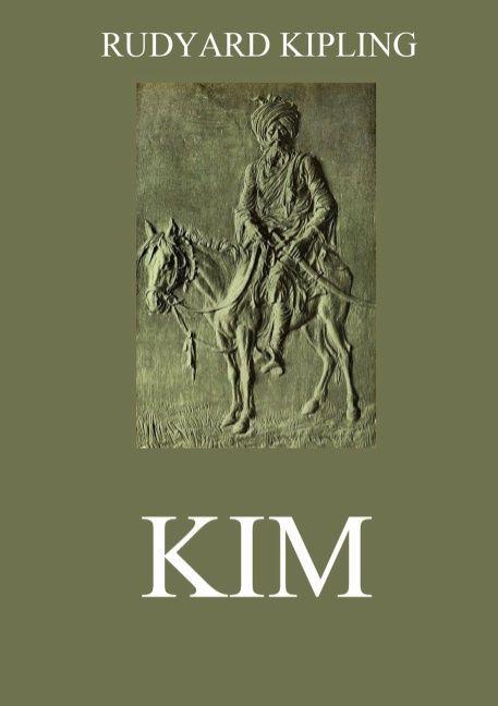Kim als Buch