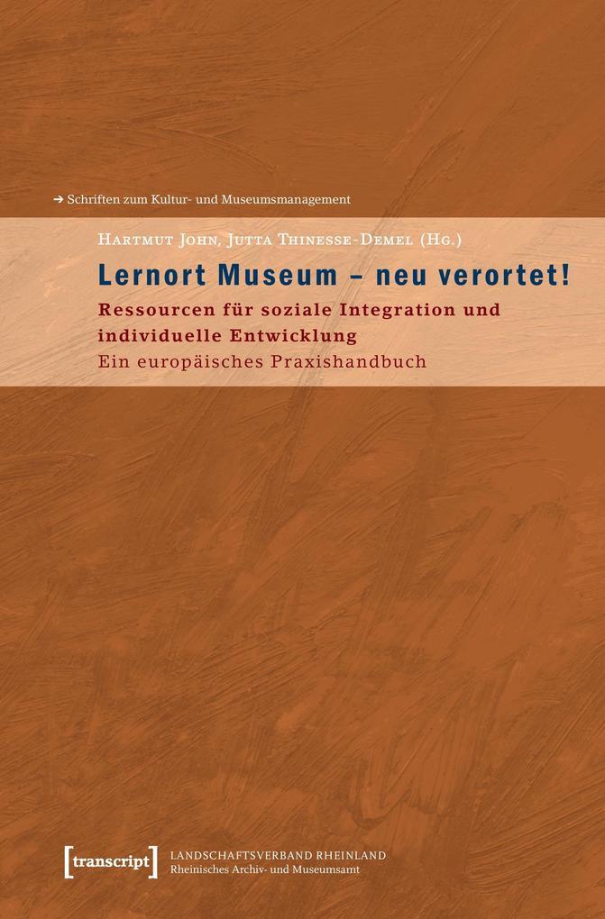Lernort Museum - neu verortet! als Buch (kartoniert)