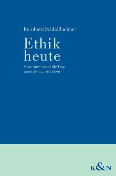 Ethik heute als Buch