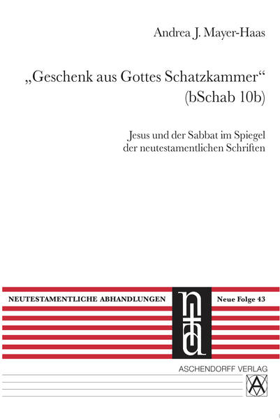 Geschenk aus Gottes Schatzkammer (bSchab 10b) als Buch
