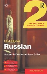 Colloquial Russian 2 als eBook Download von Sve...