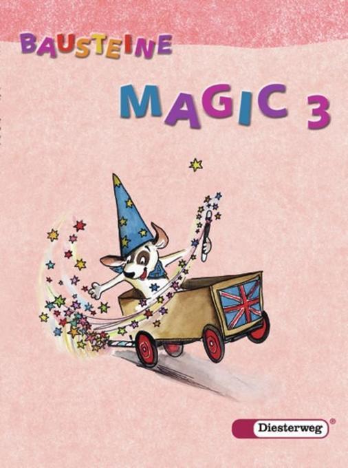 Bausteine Magic! 3. Klasse. Textbook als Buch