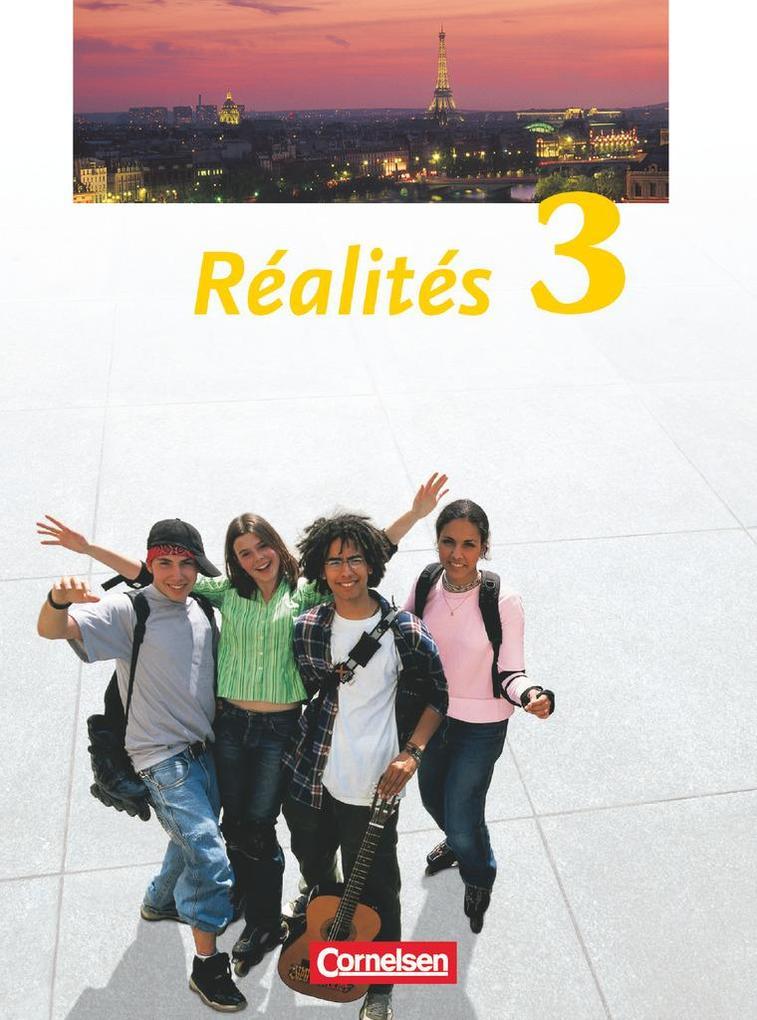Realites 3. Nouvelle Edition als Buch