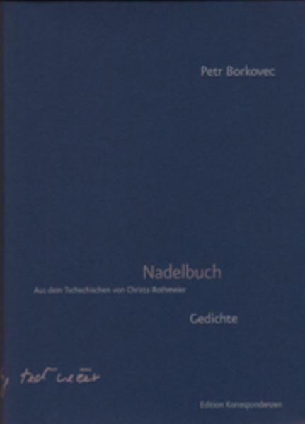Nadelbuch als Buch