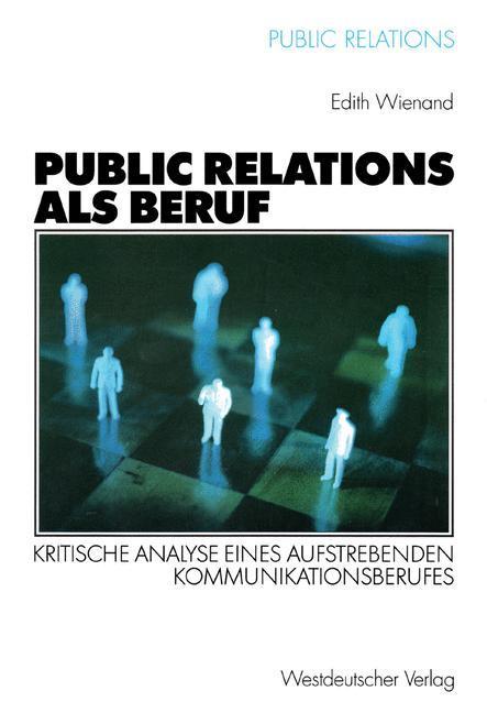 Public Relations als Beruf als Buch