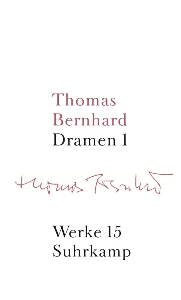 Dramen 1 als Buch