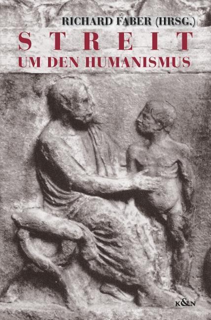 Streit um den Humanismus als Buch