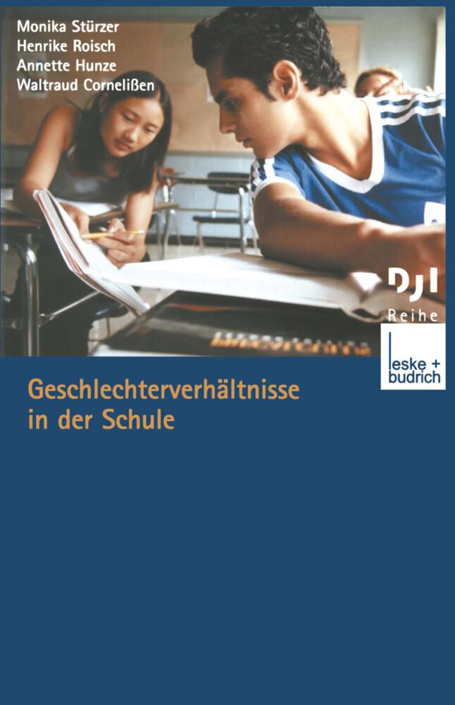 Geschlechterverhältnisse in der Schule als Buch