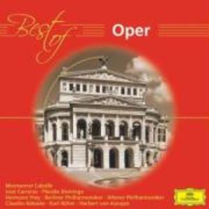 Best Of Oper als CD