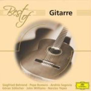 Best Of Gitarre als CD