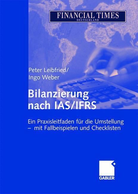 Bilanzierung nach IAS/IFRS als Buch