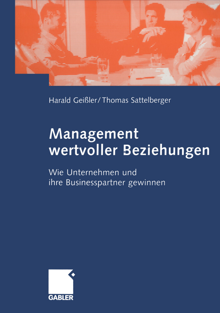 Management wertvoller Beziehungen als Buch