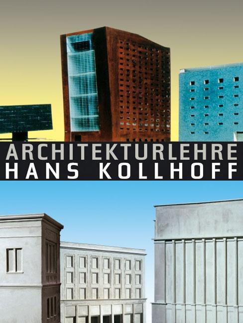 Architekturlehre als Buch