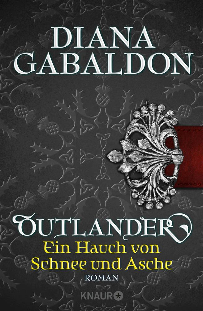 Outlander - Ein Hauch von Schnee und Asche als Taschenbuch