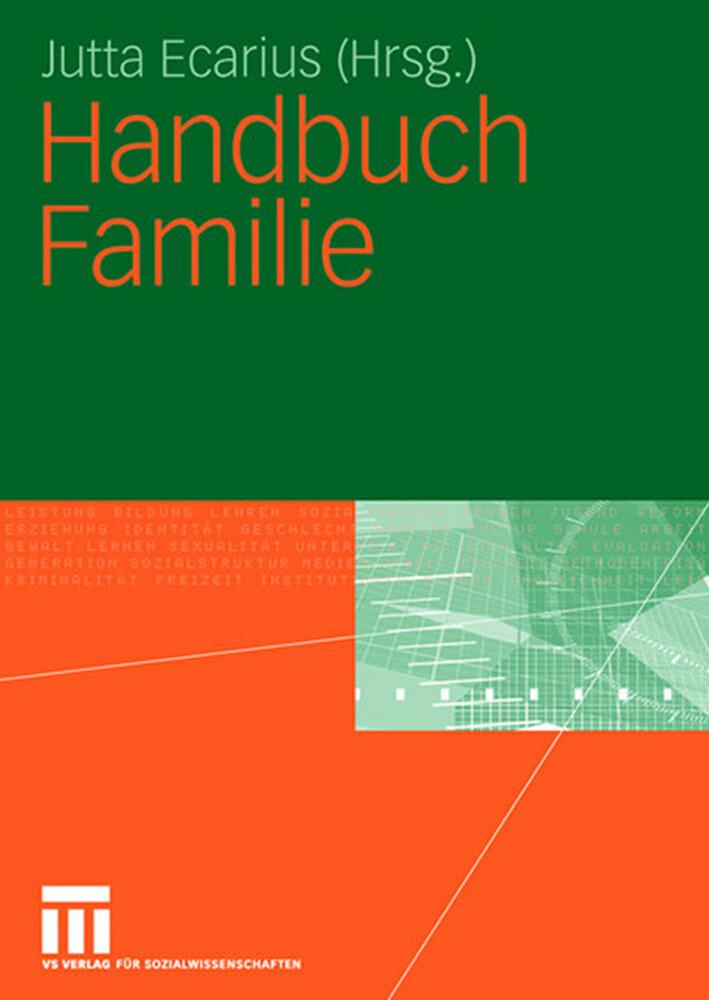 Handbuch Familie als Buch