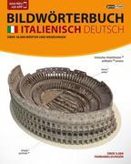 JOURIST Bildwörterbuch Italienisch-Deutsch: 18.000 Wörter und Wendungen
