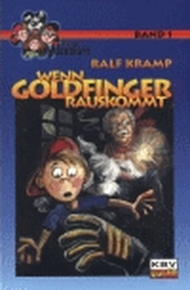 Wenn Goldfinger rauskommt als Buch
