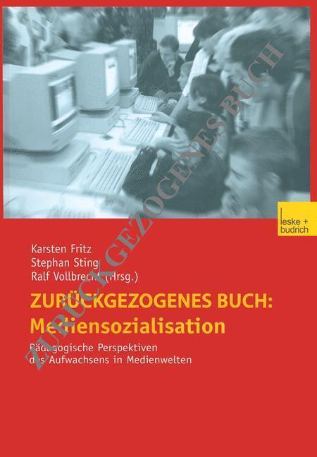 Mediensozialisation als Buch