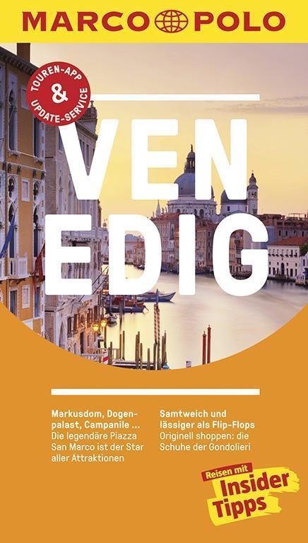 MARCO POLO Reiseführer Venedig als Buch
