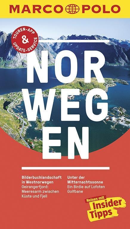 MARCO POLO Reiseführer Norwegen als Buch von Je...
