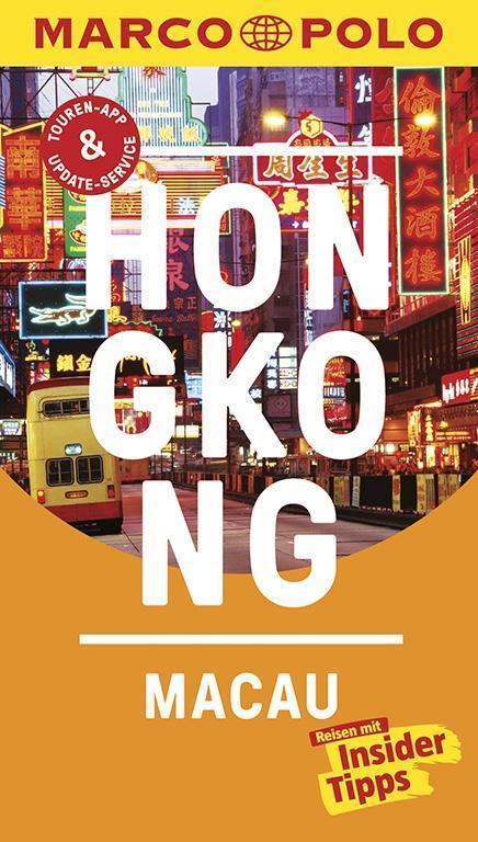 MARCO POLO Reiseführer Hongkong, Macau als Buch...