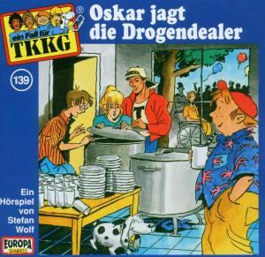 139/Oskar Jagt die Drogendealer als Hörbuch