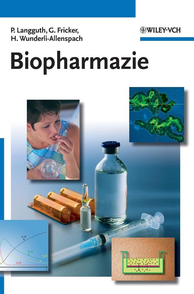 Biopharmazie als Buch