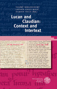 Lucan and Claudian: Context and Intertext
