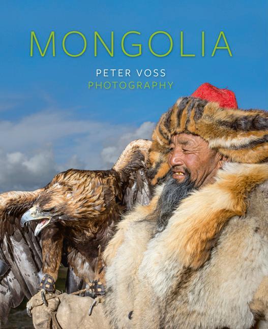 Mongolia als Buch von Peter Voss