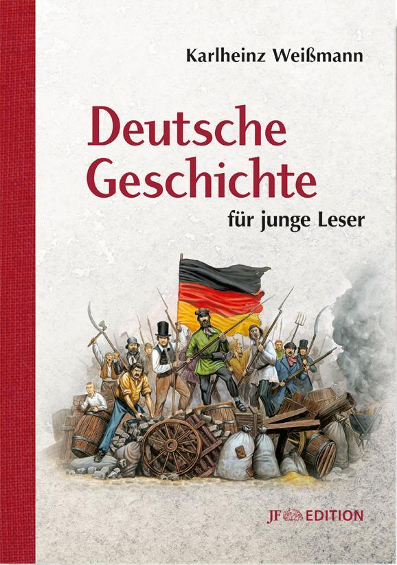 Deutsche Geschichte für junge Leser als Buch vo...