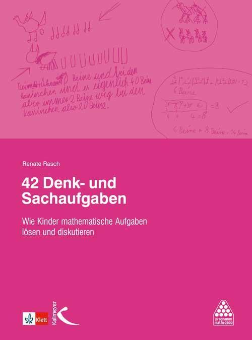 42 Denk- und Sachaufgaben als Buch