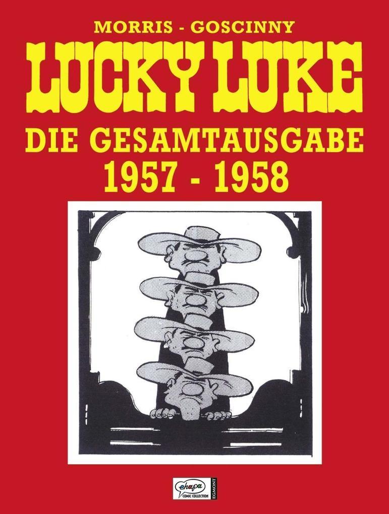 Lucky Luke Gesamtausgabe als Buch