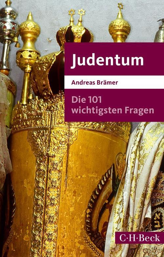 Die 101 wichtigsten Fragen - Judentum als eBook epub