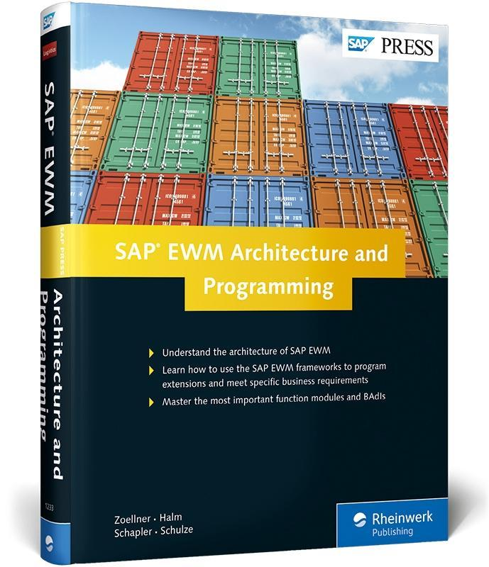 SAP EWM Architecture and Programming als Buch v...